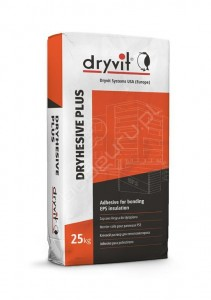 DRYHESIVE PLUS  klej do styropianu 25kg